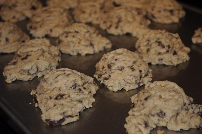 Andes Creme de Mentha Cookies