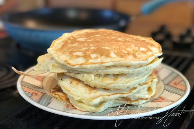 Aurora's Pancakes
