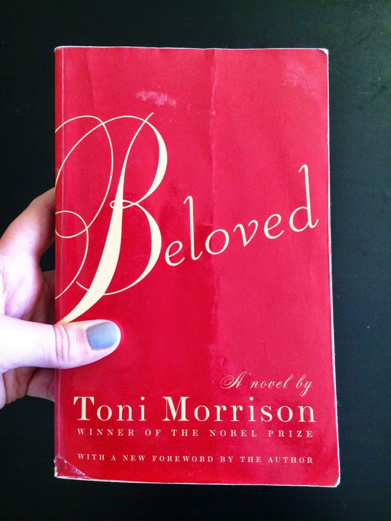 Beloved Book by Toni Morrison
