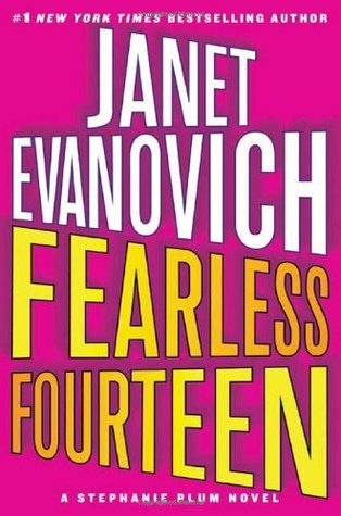Janet Evanovich Fearless Fourteen Book Cover