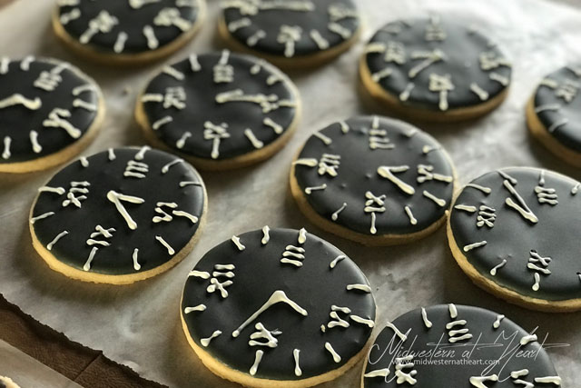 Steampunk Sugar Cookies
