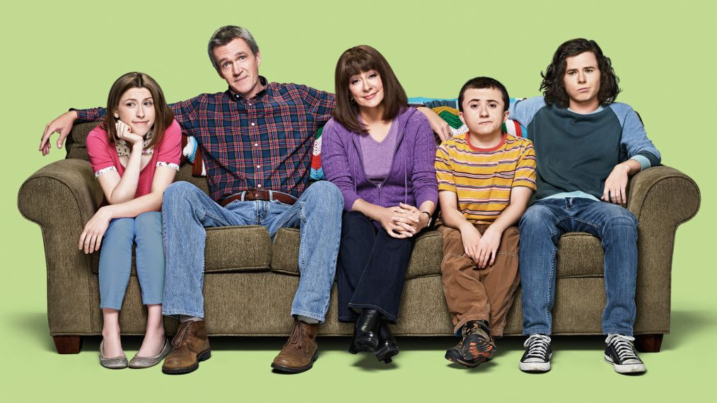 the middle's cast