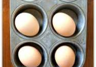 Easiest Hard Boiled Eggs